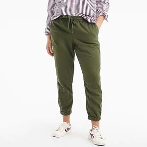 💫J.Crew Point Sur / Seaside Pant In Cotton.
